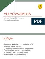 UPCH - Vulvovaginitis
