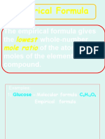 4_ Empirical Formula