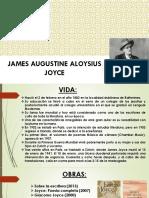 Comunicacion James Joyce