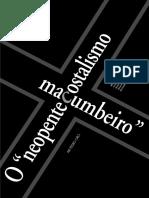 ORO Ari Pedro O Neopentecostalismo Macumbeiro