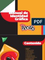 Manual de Identidad Gráfica Inflables Panditas
