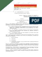 Lei Complementar 013/2002 - Olinda