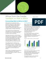 Deloitte_Africa From the Inside Risk Africa Jan2017