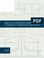 Manual de Intervenciones Ambientales Para El Control de La Tuberculosis en Las Prisiones