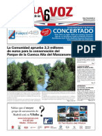 La Voz de La a6. Num 185. Enero 2019