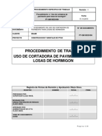 PT-GM-18025-006 Procedimiento USO DE CORTADORA DE PAVIMENTO PARA LOSAS DE HORMIGON.docx