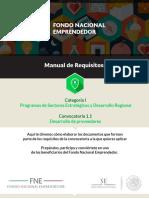 Manual de Requisitos 1.1