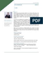CV Advocate