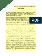 Teófilo Cabestrero. Relevancia Para América Latina de La Figura de Jesús en Los Estudios de Crossan