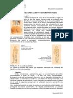 Guia de Cuidados Para Pacientes Con Nefrostomia