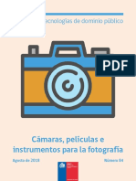 Informe de tecnologías de dominio público