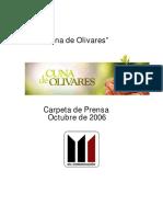 Prensa Esp Cuna de Olivares