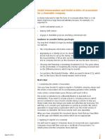 Model Memorandum and Articles of Association - Charity
