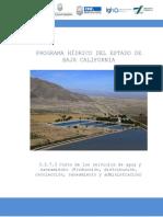 PROGRAMA HÍDRICO DEL ESTADO DE BAJA CALIFORNIA