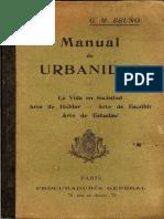 Bruño, G. M. - Manual de urbanidad, El Arte de Hablar, el Arte de Escribir y el Arte de Estudiar.pdf