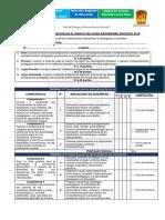 Ficha de Evaluacion Docente 2018