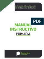 Instructivo Planilla de Promoción Circular 9