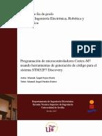STM32F7 Manual