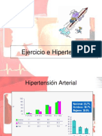 Ejercicio e Hipertensión Cronicos 1