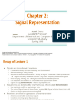 Chapter 2 signals