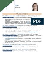 Currículum Estele Jumillas- Diciembre 2018