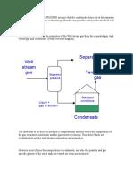 PVT Separator Pressure