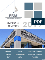 2019 PRMI National Benefit Guide