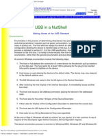 USB in a NutShell - Chapter 7 - PDIUSBD11 and PIC16F87x Example