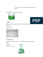 Alat Alat Praktikum Kimia