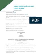 Regimento FEA - USP