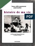 Histoire de Ma Vie par Fadhma Aït Mansour Amrouche
