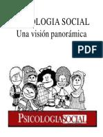 1 Aspectos Generales e Historia de La Psicologia Social