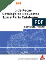 Catalago de Peça Sisu Mf5650