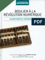 (Le Monde Est Mathématique) Vicenç Torra-Du Boulier à La Révolution Numérique _ Algorithmes Et Informatique-RBA France (2013)