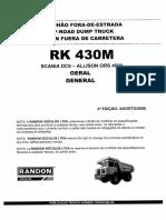 Cprk430m Pecas