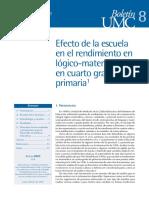 207. Análisis de Ítemes de Las Pruebas CRECER 1998
