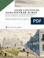 AA. VV. - Gobernar colonias, administrar almas. Poder colonial y ordenes religiosas [2018].pdf
