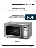 MWG743H IM D NL E IT GB NEW- Manual Cuptor Cu Microunde
