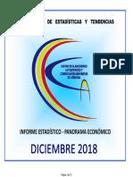 Panorama Económico Diciembre 2018 Almaceneros