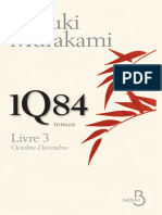 1Q84 - Livre 3, Octobre-Decembre - Haruki Murakami