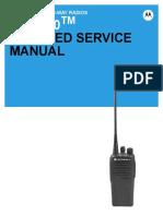 DEP450 Detailed LACR Service Manual