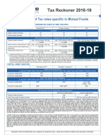 Sbimf Tax Reckoner 2018 19