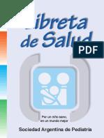 Libreta de Salud. Pediatría
