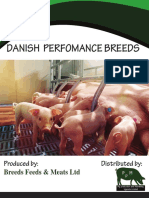 Danish Performance Breeds