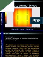 método dos lúmens