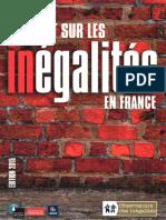 Louis Maurin, Valérie Schneider (Eds.)-Rapport Sur Les Inégalités en France-Observatoire Des Inégalités (2015)
