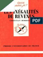 Christian Morrisson-Les Inégalités de revenus-Presses Universitaires de France - PUF (1986).pdf