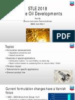 STLE2018_Power Generation III_Session 3J_P. Sly_Turbine Oil Developments