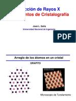 DRX-Fundamentos de Cristalografia 2 Cap3 2017