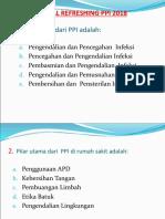 SOAL Pelatihan PPI 2018